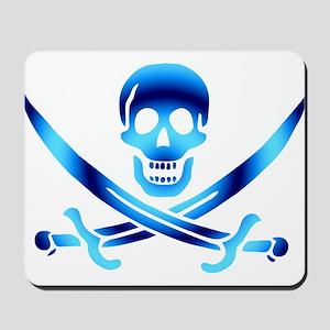 Pirate logo e3 Mousepad