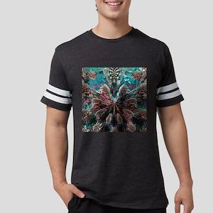 Mandelbulb fractal Mens Football Shirt