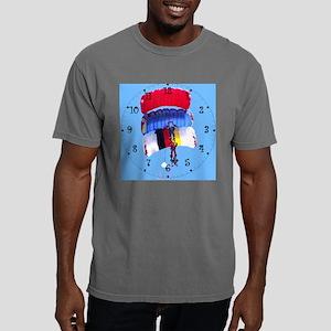 1010 95 8021 stack of th Mens Comfort Colors Shirt
