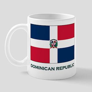 The Dominican Republic Flag Stuff Mug