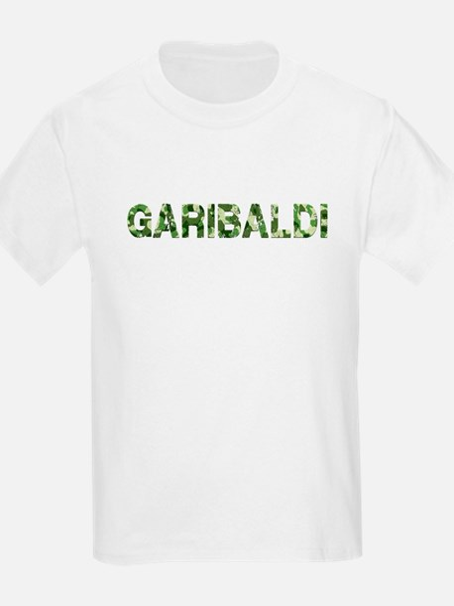 Garibaldi, Vintage Camo, T-Shirt
