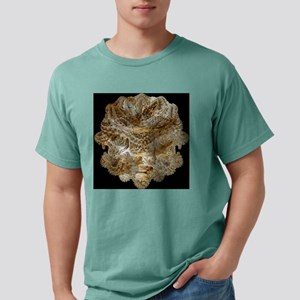 Mandelbulb fractal Mens Comfort Colors Shirt
