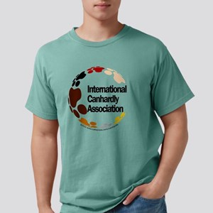 ICA_logo2 Mens Comfort Colors Shirt