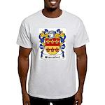 Blancafort Coat of Arms Ash Grey T-Shirt