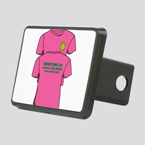 Corrections101tees Rectangular Hitch Cover
