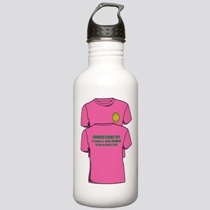 Corrections101tees Stainless Water Bottle 1.0L