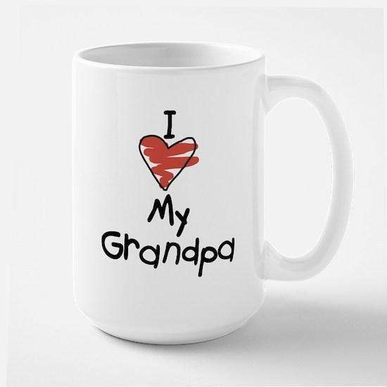 Luv grandpa Mugs