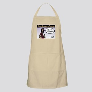 Putting Jesus back in Christmas Apron