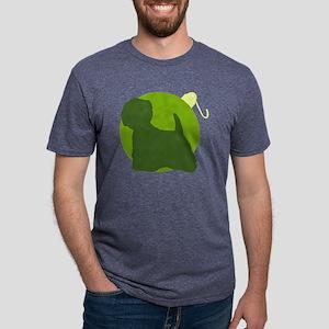whwt-ornament Mens Tri-blend T-Shirt