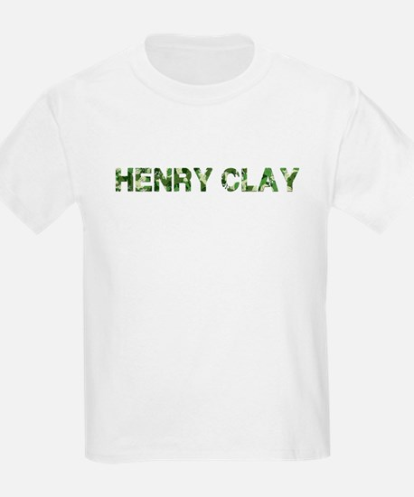 Henry Clay, Vintage Camo, T-Shirt