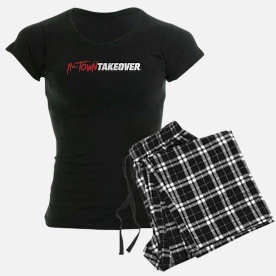 Houston Cougar HTown Takeove Pajamas