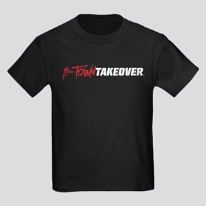 Houston Cougar HTown Takeover Kids Dark T-Shirt