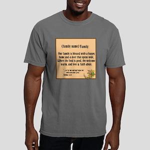 Family Declaration Mens Comfort Colors Shirt