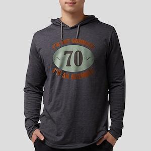 Obsolete70 Mens Hooded Shirt