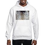Sam Davis Inscription Hooded Sweatshirt