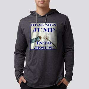 Jump5 Mens Hooded Shirt