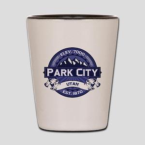 Park City Midnight Shot Glass