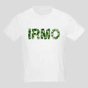 Irmo, Vintage Camo, Kids Light T-Shirt