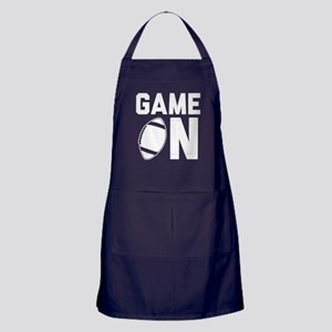 Game On Apron (dark)