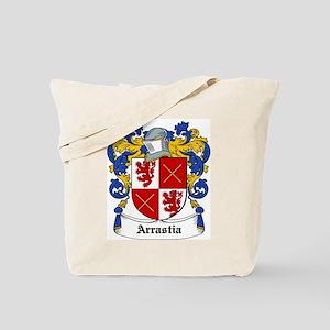 Arrastia Coat of Arms Tote Bag