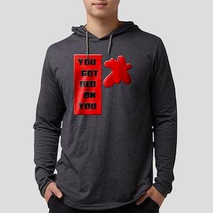 redonyoublack Mens Hooded Shirt