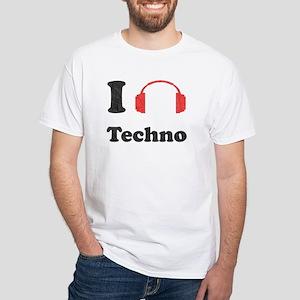 I heart Techno2 T-Shirt