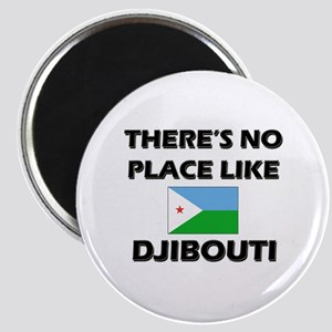 There Is No Place Like Djibouti Magnet