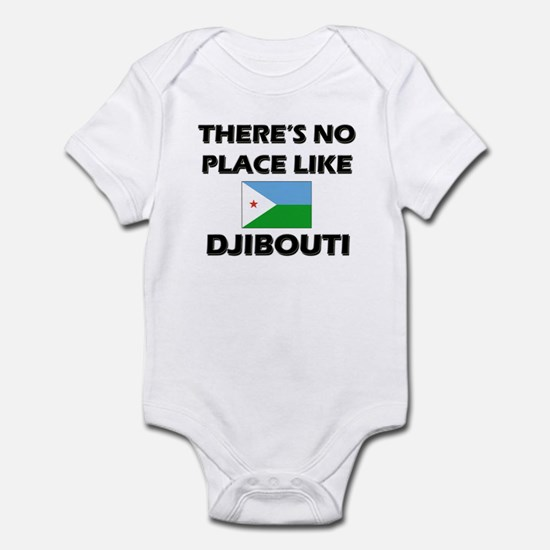 There Is No Place Like Djibouti Infant Bodysuit
