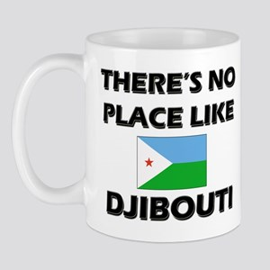 There Is No Place Like Djibouti Mug