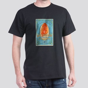 Red Melon Discus Dark T-Shirt