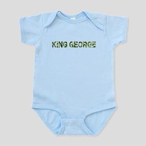 King George, Vintage Camo, Infant Bodysuit