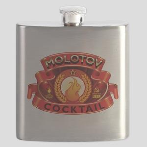 Molotov Cocktail Flask