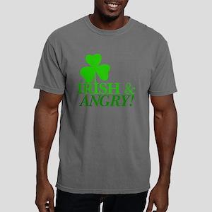 Irish  Angry 2 Mens Comfort Colors Shirt