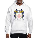 Anzano Coat of Arms Hooded Sweatshirt