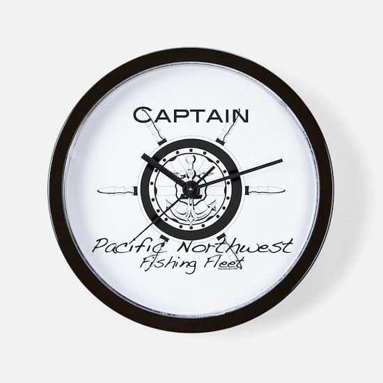 Captains Gear Wall Clock