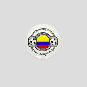 Colombia Soccer Mini Button