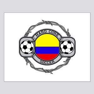 Colombia Soccer Small Poster
