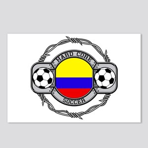 Colombia Soccer Postcards (Package of 8)