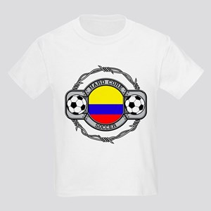 Colombia Soccer Kids Light T-Shirt