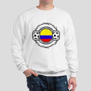 Colombia Soccer Sweatshirt