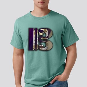 RoyalAltoClefTran3 Mens Comfort Colors Shirt