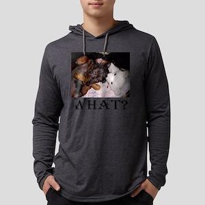 chopperwhat Mens Hooded Shirt
