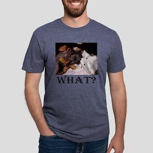 chopperwhat Mens Tri-blend T-Shirt