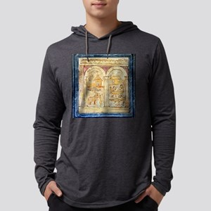 The Nile, 2nd century Roman carv Mens Hooded Shirt
