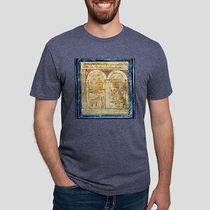 The Nile, 2nd century Roman Mens Tri-blend T-Shirt