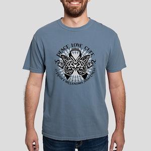 Skin-Cancer-Tribal-Butte Mens Comfort Colors Shirt