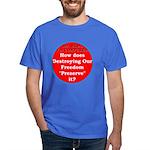Preserve Freedom Dark T-Shirt