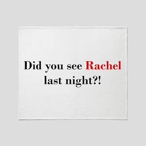 Rachel Fan Throw Blanket