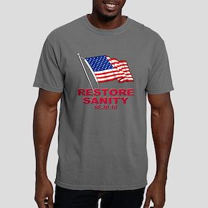 restore sanity a Mens Comfort Colors Shirt