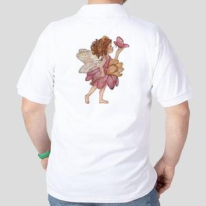 Raspberry Fairy Polo Shirt